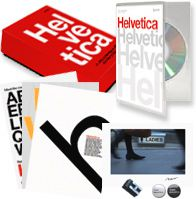 Helvetica: the deluxe DVD boxed set