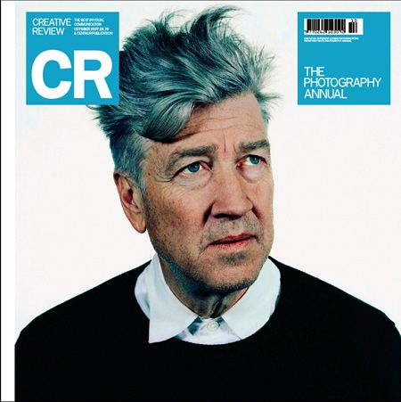 Picture of the cover of an issue of Creative Review magazine